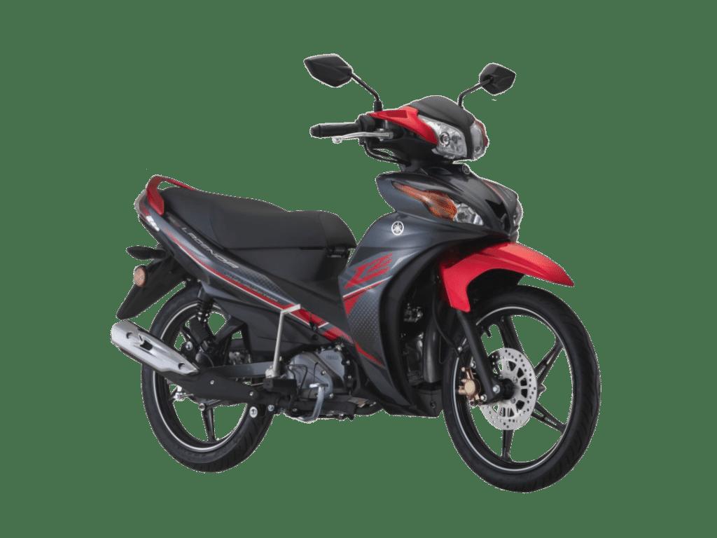 Yamaha Lagenda 115Z 2020 Red 3