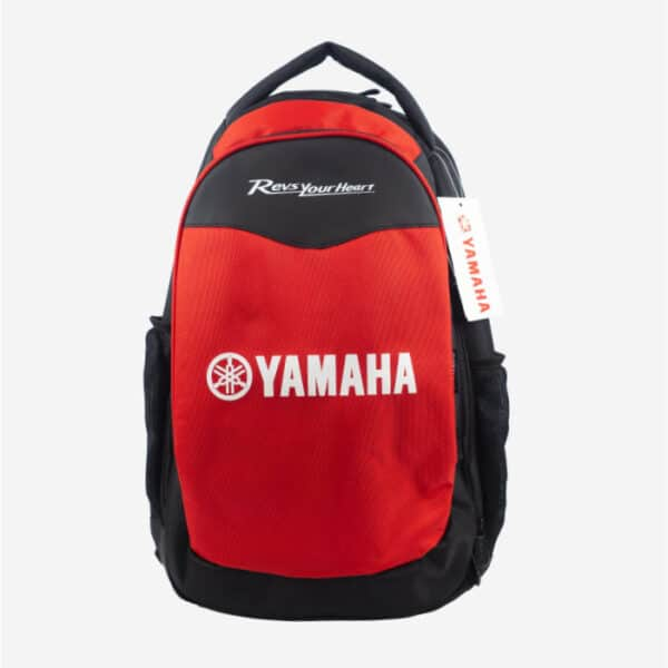 Yamaha Backpack Red 1@2x