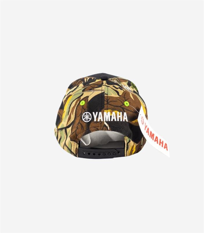 Yamaha Camo Cap
