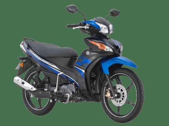 Yamaha Lagenda 2020 Blue