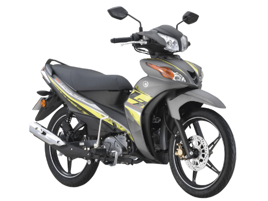 Yamaha Lagenda 2020 Grey