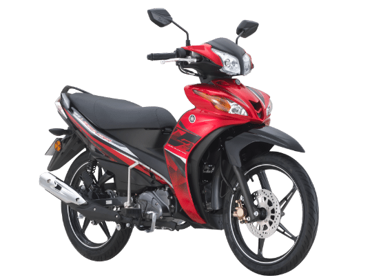 Yamaha Lagenda 2020 Red