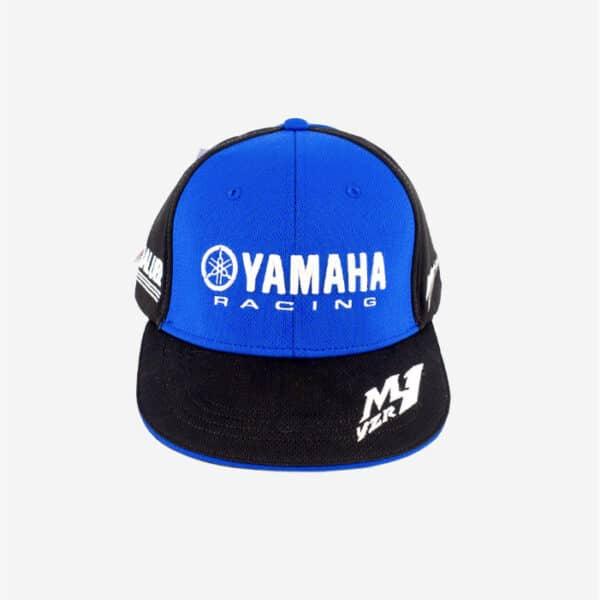 Yamaha Blue Snapback Cap