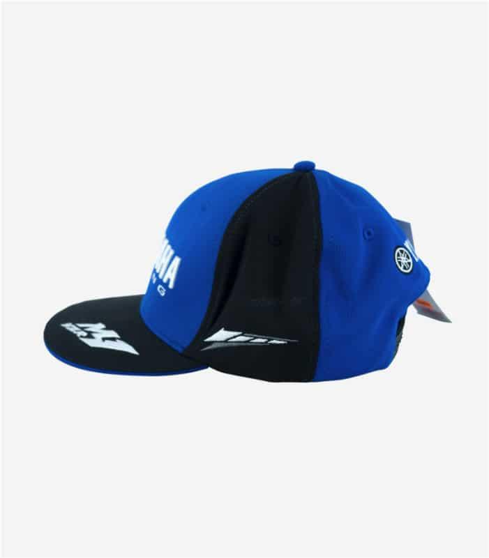 Yamaha M1 Blue Snapback Cap