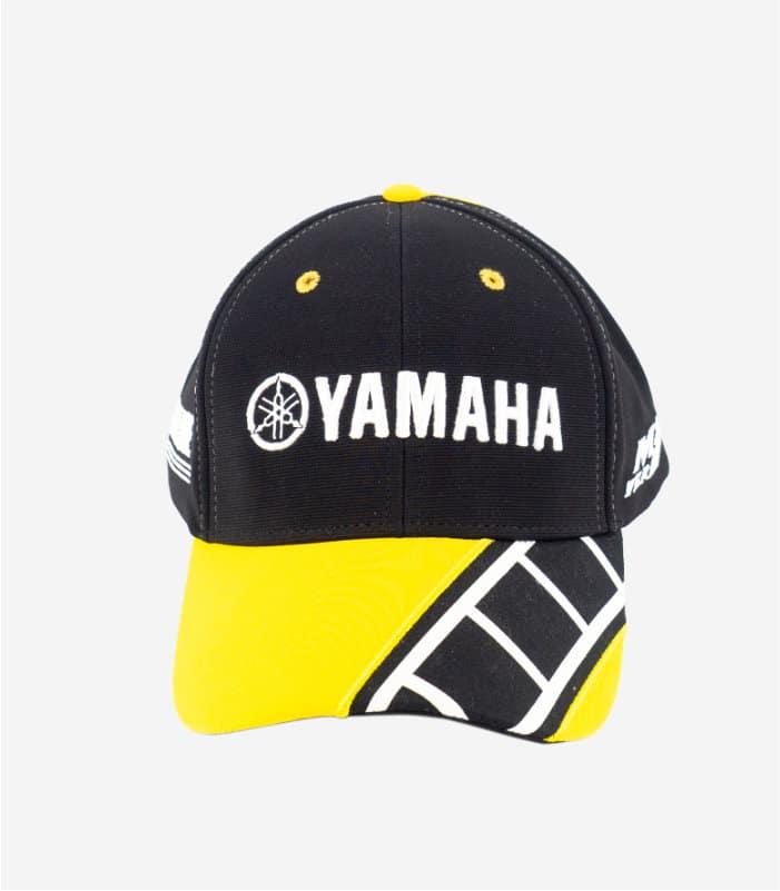 Yamaha M1 Racing Cap Yellow