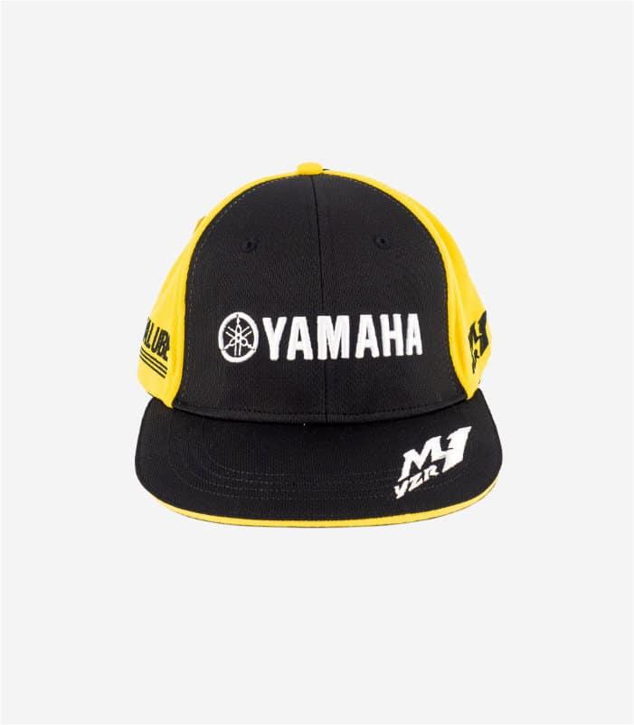 Yamaha M1 Snapback Cap Yellow