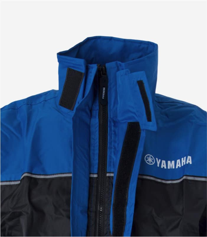 Yamaha Raincoat Blue