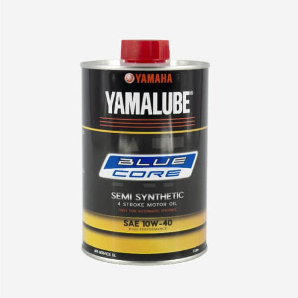 Yamalube Blue Core Semi-Synthetic AT
