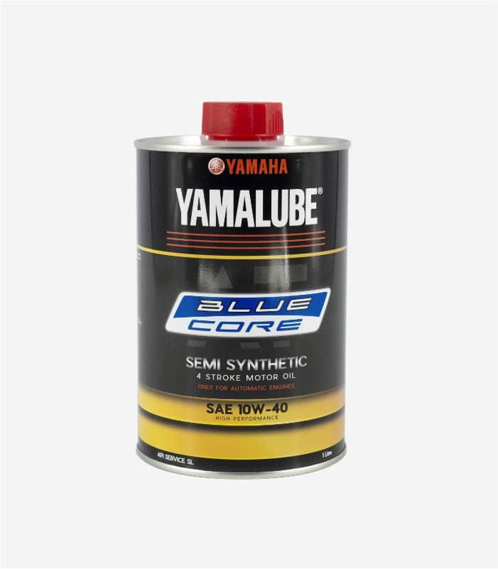 Yamalube Blue Core Semi-Synthetic AT