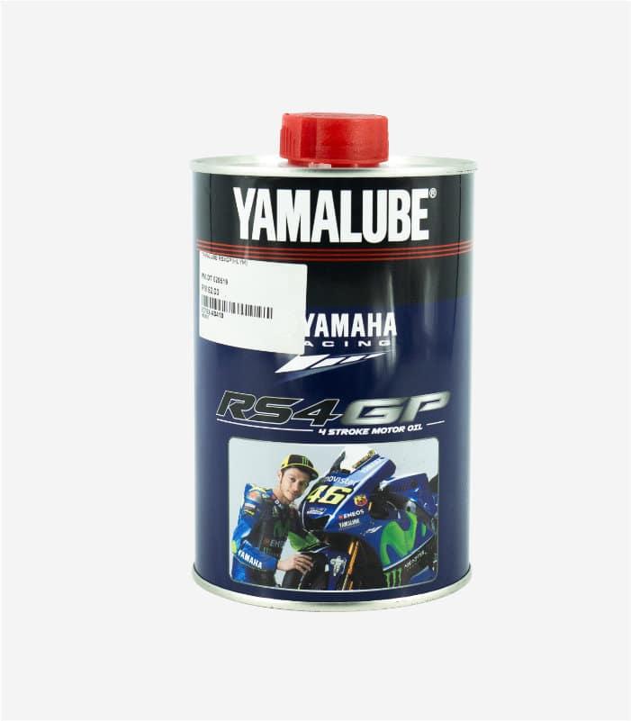 Yamalube RS4GP