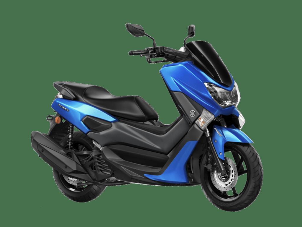2019 Yamaha NMAX 155 Blue 2