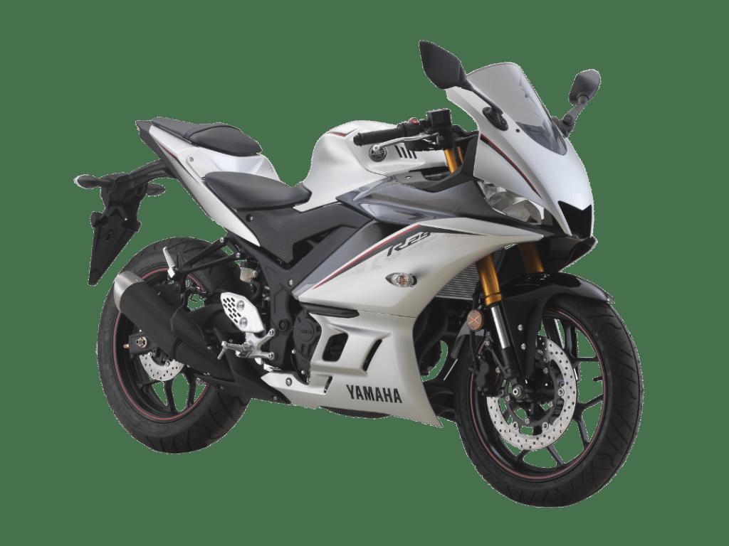 2019 Yamaha YZF-R25 Silver 1