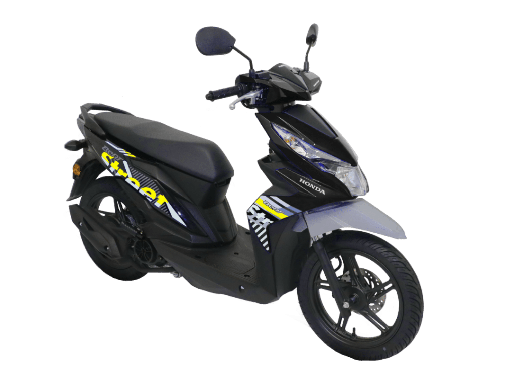 2020 Honda Beat Black