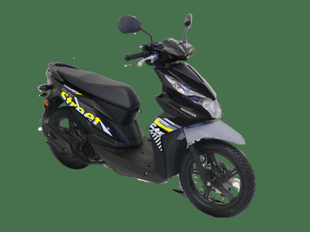 2020 Honda Beat Black