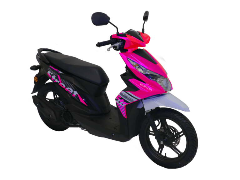 2020 Honda Beat Pink