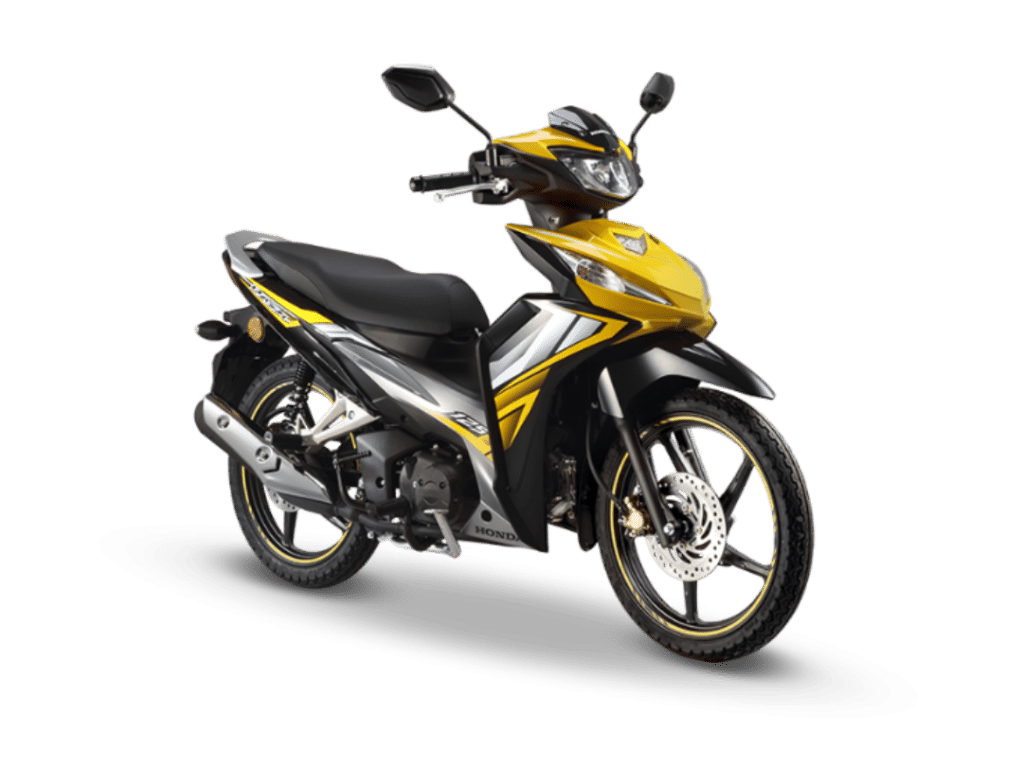 2020 Honda Dash 125 Yellow
