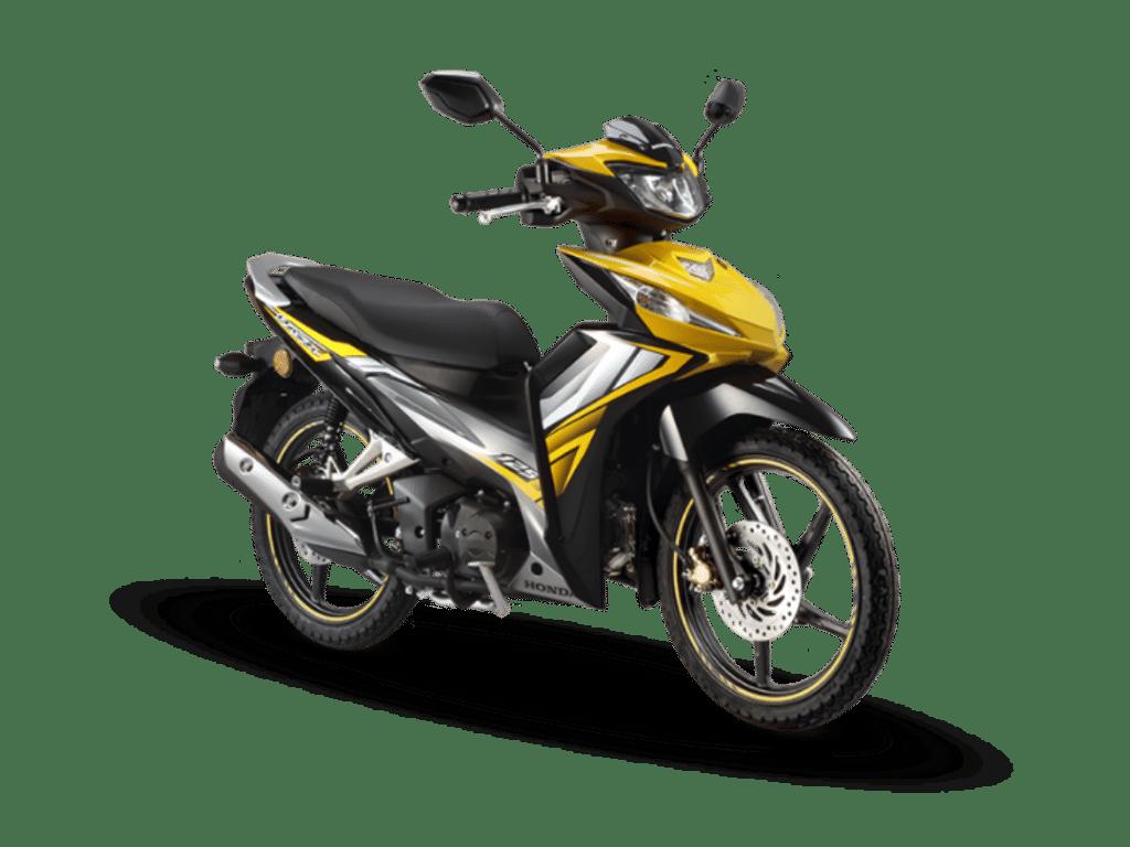 2020 Honda Dash 125 Yellow