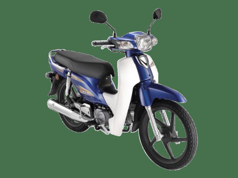2020 Honda EX 5 Blue Cast