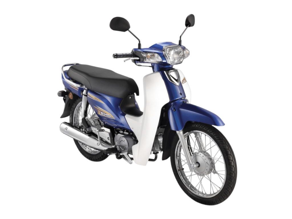 2020 Honda EX5 Blue Spoke