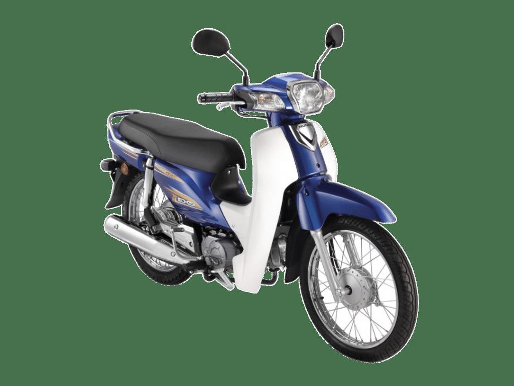 2020 Honda EX5 Blue Spoke