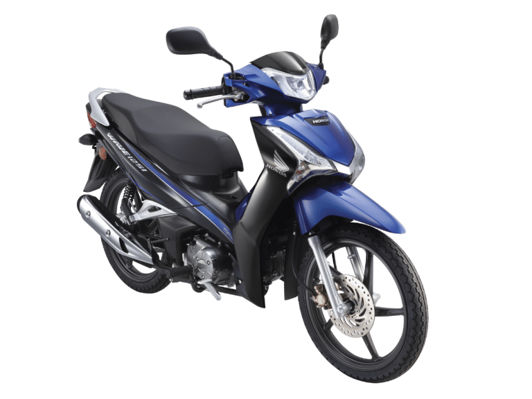 2020 Honda Wave 125i Blue