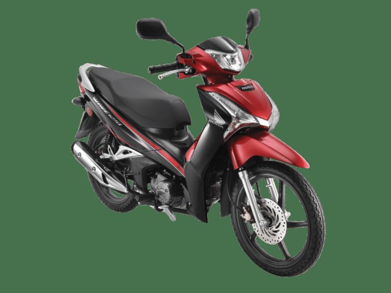 2020 Honda Wave 125i Red