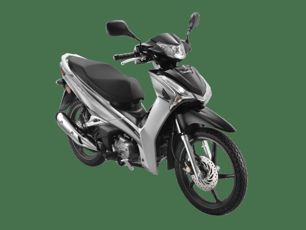 2020 Honda Wave 125i Silver