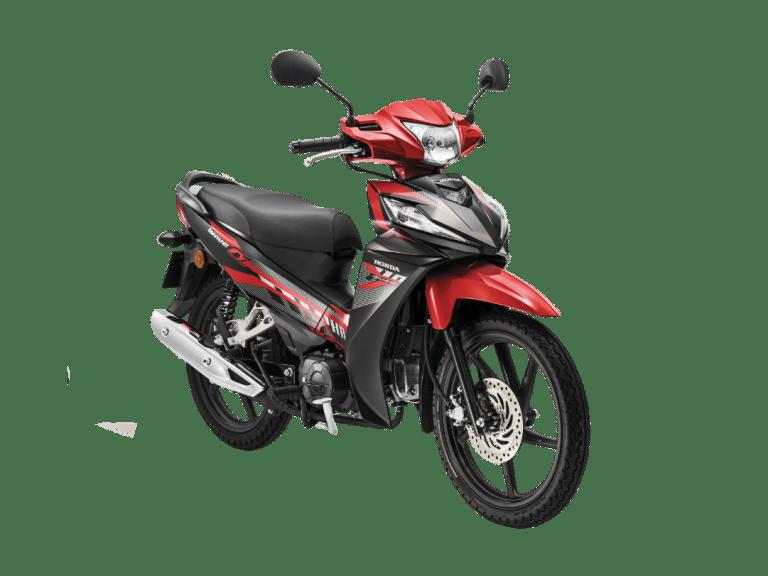 2020 Honda Wave Alpha Red Cast