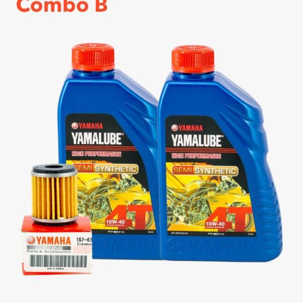 Yamaha Service Campaign Combo B