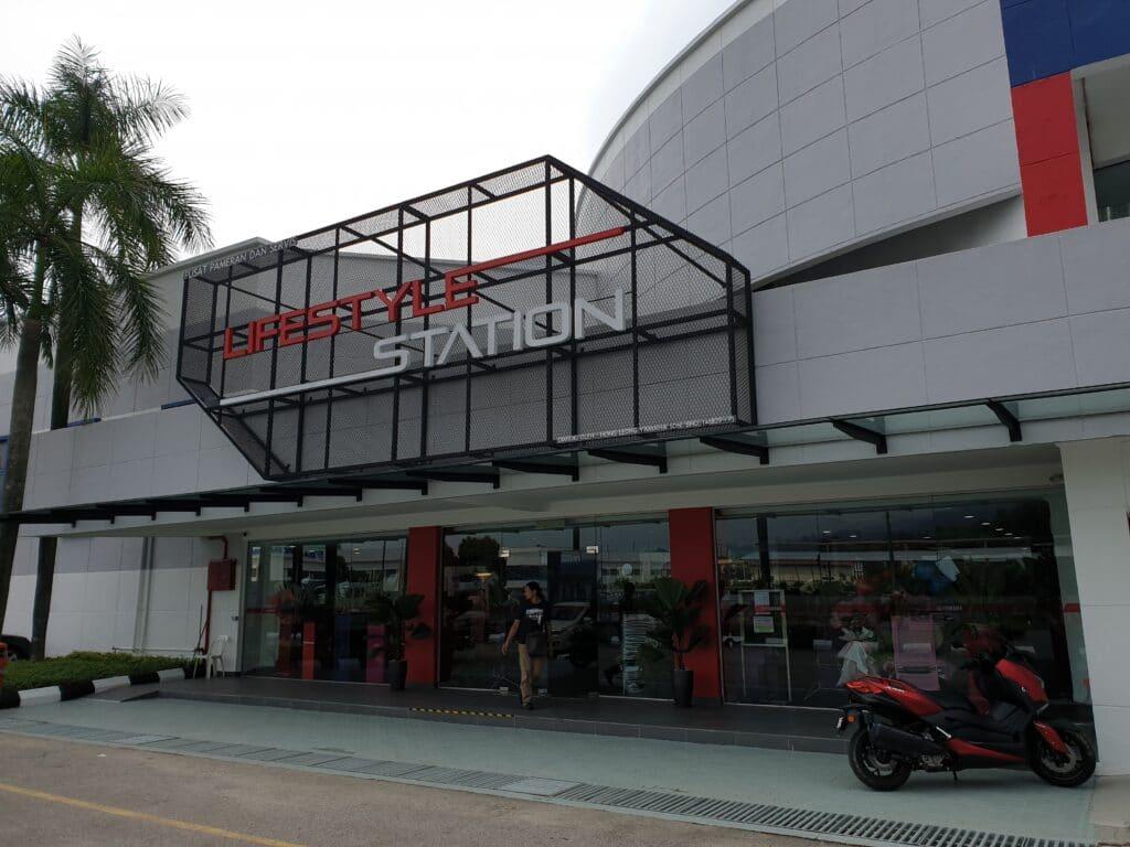 2019 Yamaha Lifestyle Station