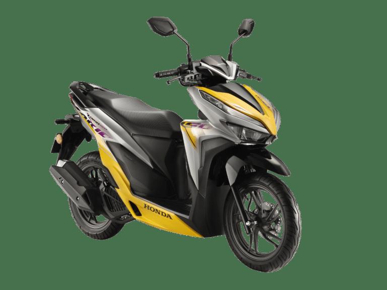 2020 Honda Vario Yellow
