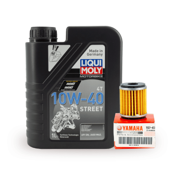 LiquiMoly Street 10W-40 Value Combo