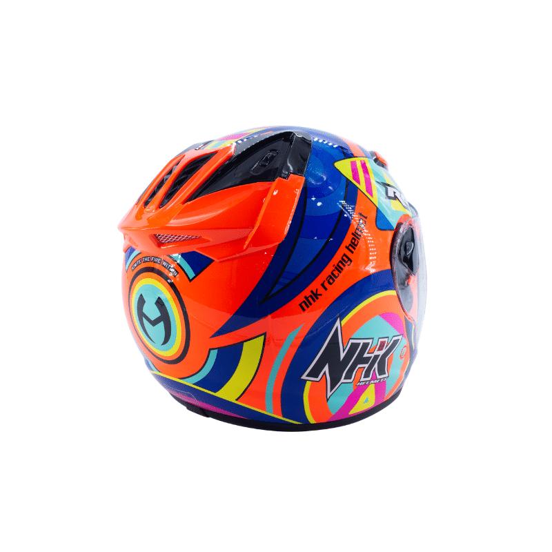 Helmet NHK R6 Pigment Orange Fluo 7