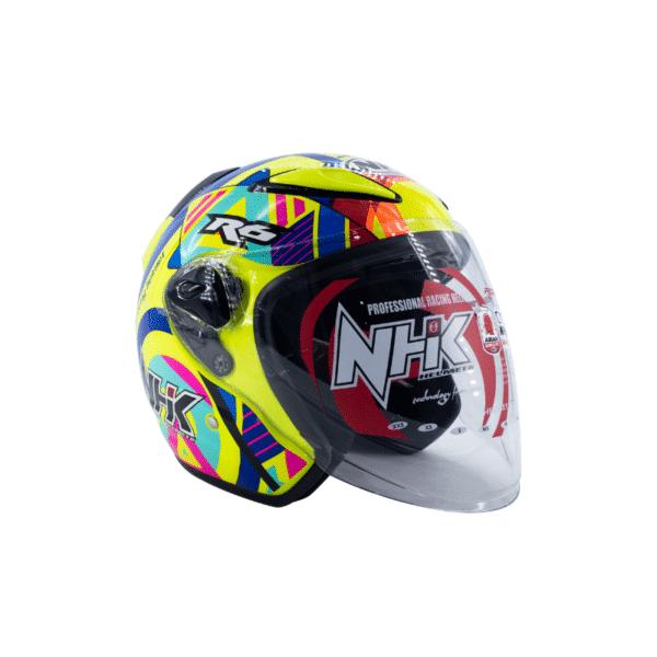 Helmet NHK R6 Pigment Yellow Fluo 1
