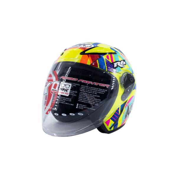 Helmet NHK R6 Pigment Yellow Fluo 2