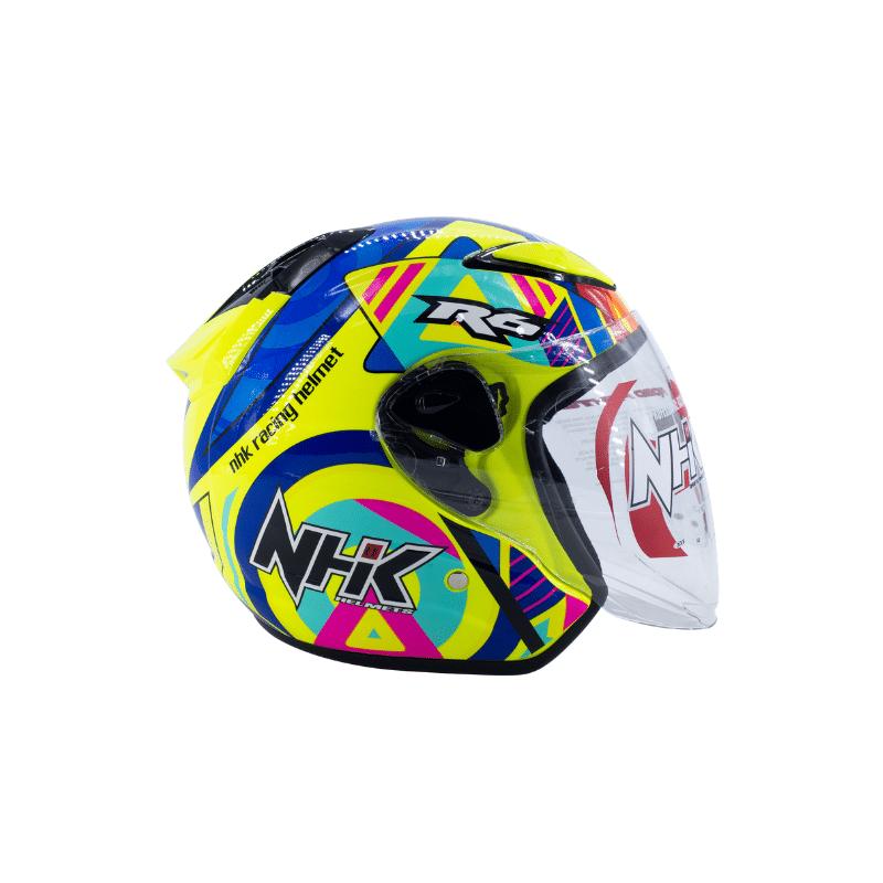 Helmet NHK R6 Pigment Yellow Fluo 3
