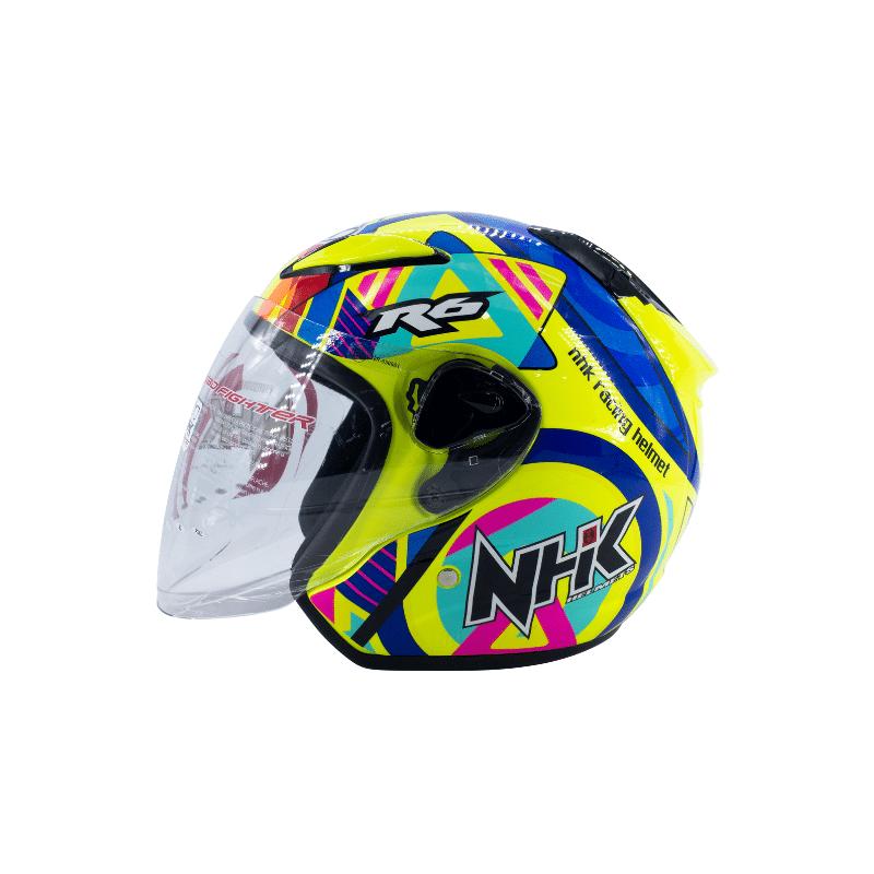Helmet NHK R6 Pigment Yellow Fluo 4