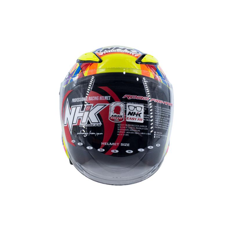 Helmet NHK R6 Pigment Yellow Fluo 5