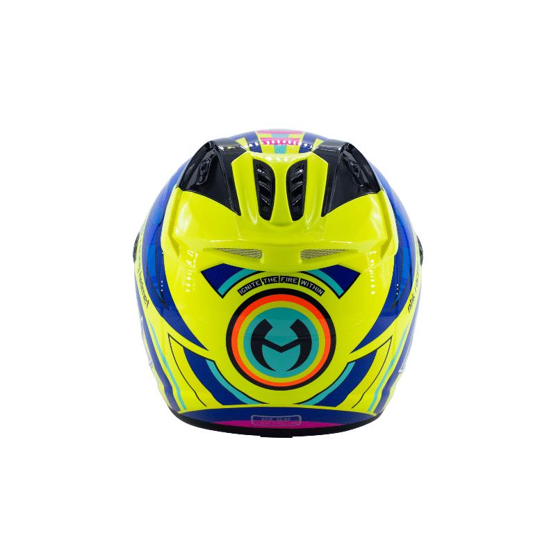 Helmet NHK R6 Pigment Yellow Fluo 6