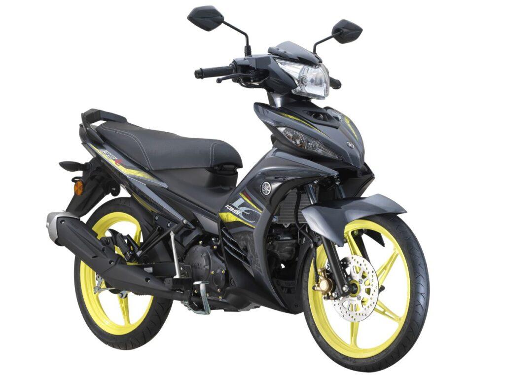 Yamaha 135LC 2019