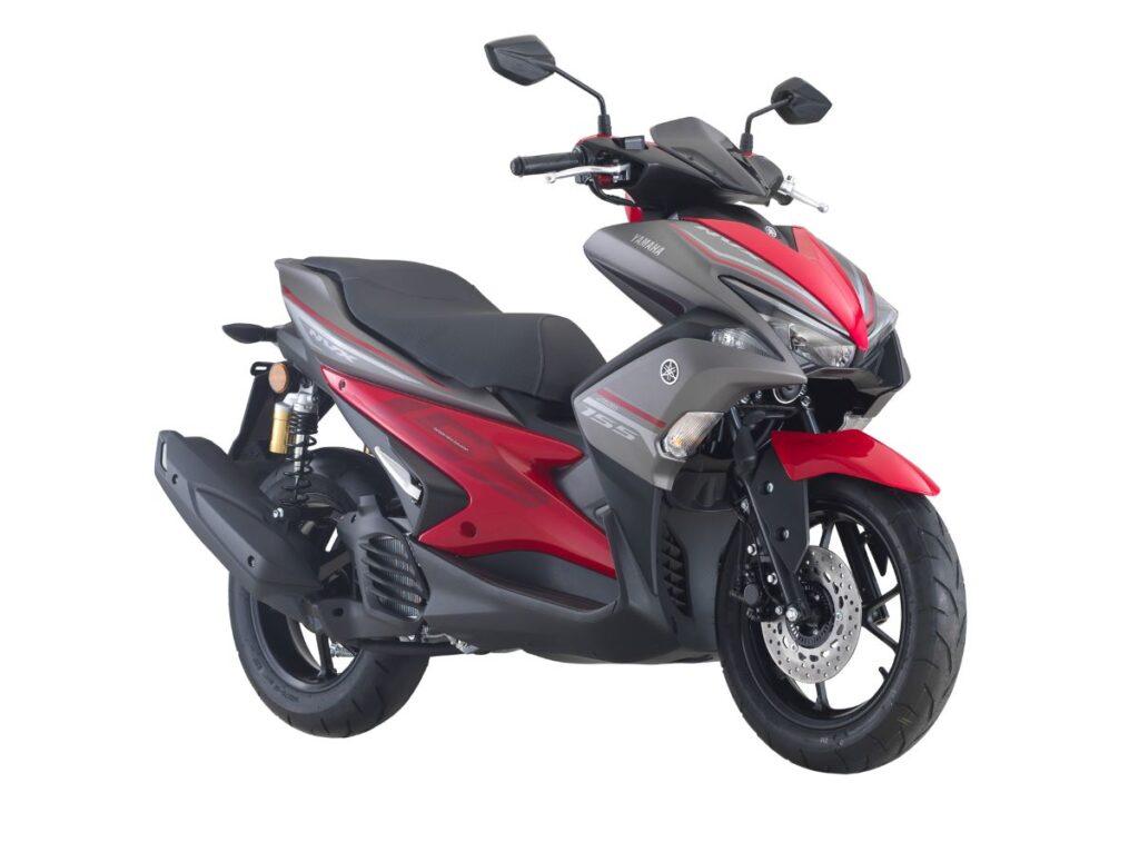 Yamaha NVX Red 2020