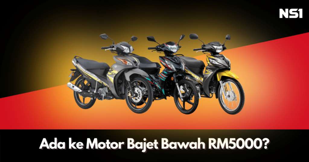 motor bajet bawah rm5000