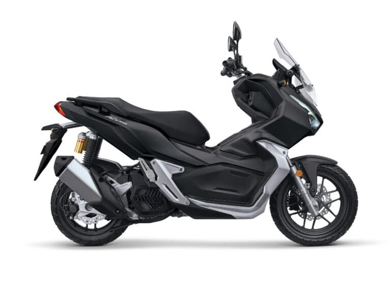 Honda ADV 150 2021 Black