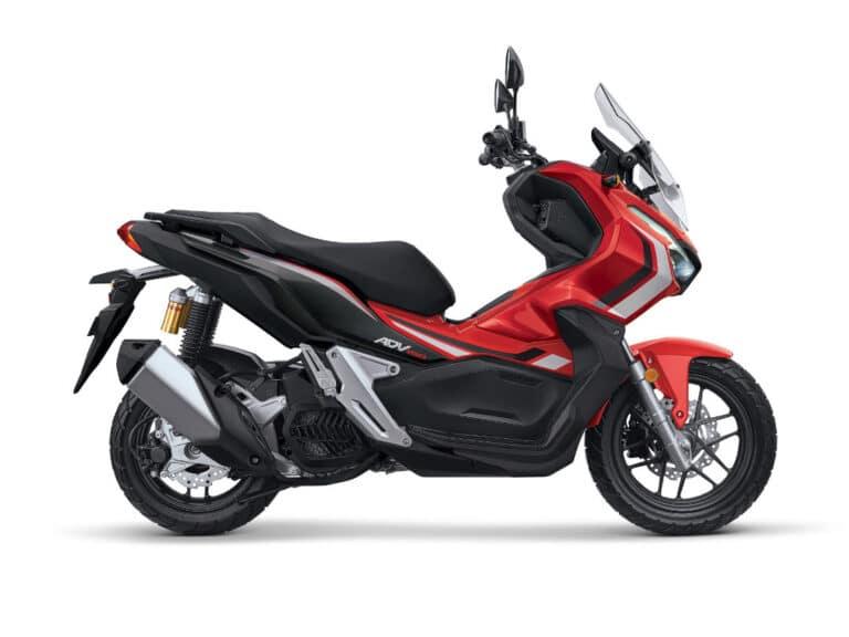 Honda ADV 150 2021 Red
