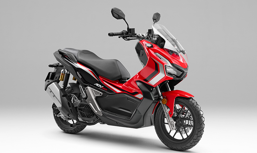 Honda ADV150 9